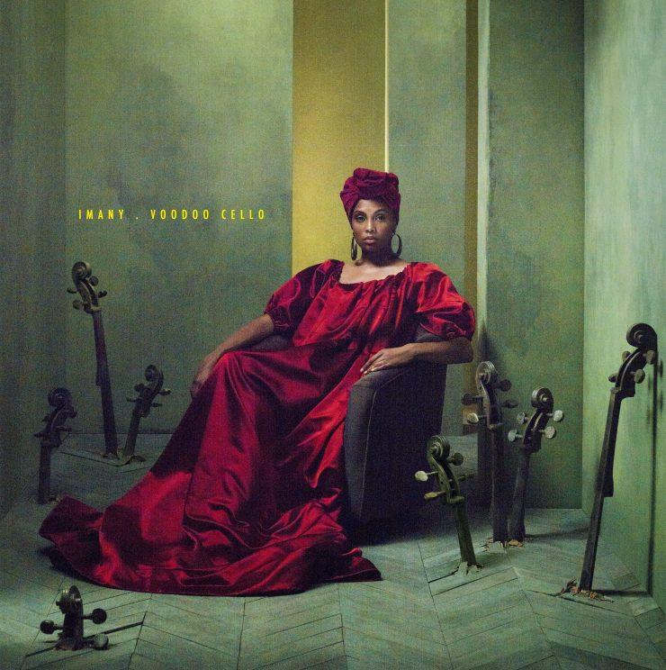 Cover Album Voodoo Cello (déf) - Imany